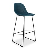 Laurita 29 Patio Bar Stool (Set of 2) by Wrought Studio™