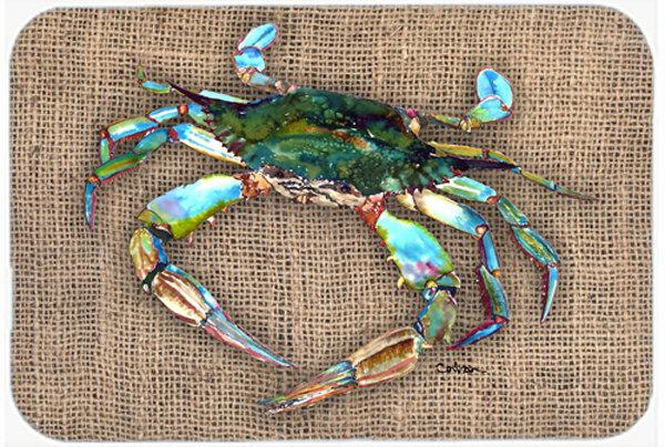 East Urban Home Crab Light Brown Glass Cutting Board Wayfair