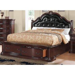 Tre Upholstered Storage Platform Bed By Astoria Grand