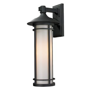 Reviews McKew Outdoor Wall Lantern By Bloomsbury Market