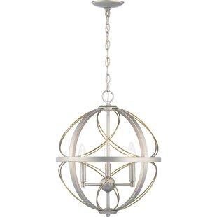 Lapointe 3-Light Globe Pendant
