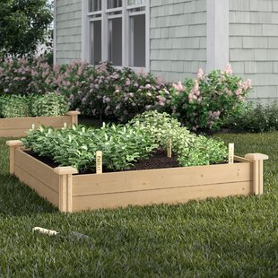Outdoor Wood Planter Boxes You Ll Love In 2021 Wayfair