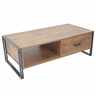 Madeline Coffee Table With Storage By Laurel Foundry
