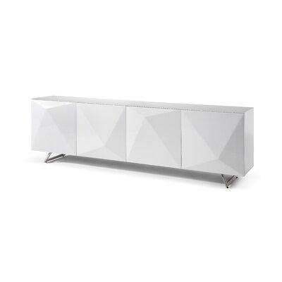 Orren Ellis Wray Sideboard Color: White