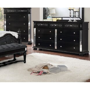 Orrington 9 Drawer Double Dresser