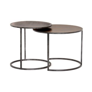 Sawin 2 Piece Nesting Tables By Union Rustic