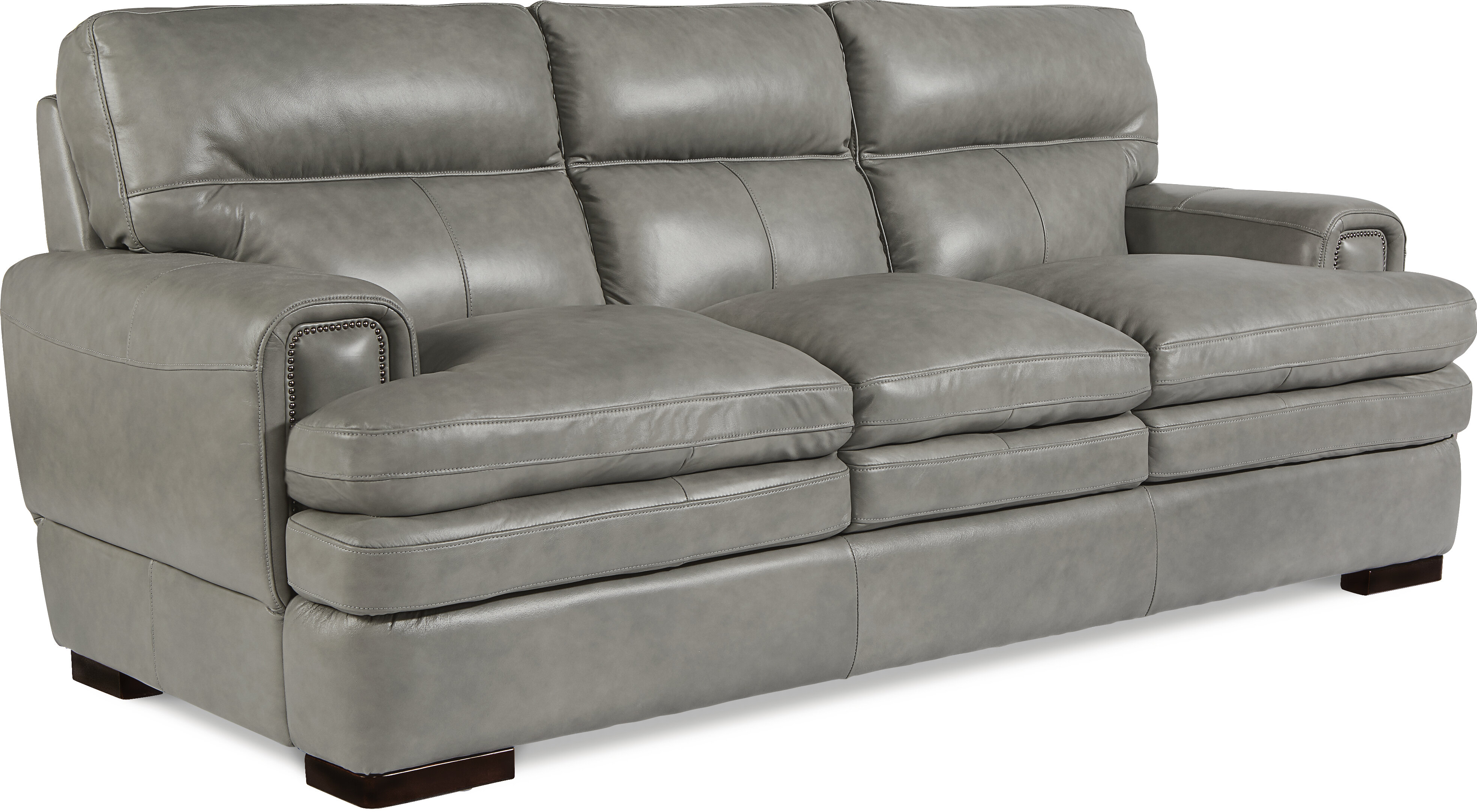 la z boy jake leather sofa reviews wayfair rh wayfair com lazboy sofa power cord lazy boy sofa recliner