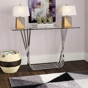 Fredrick Console Table By Wade Logan