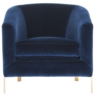 Reynaldo Barrel Chair by Willa Arlo Interiors