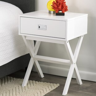 Maison End Table With Storage by Turn on the Brights