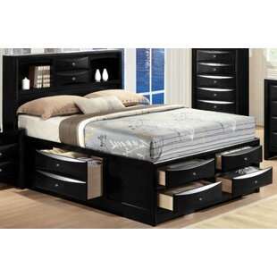 Cleary Storage Platform Bed