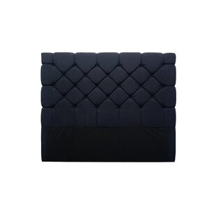 Donner Queen Upholstered Panel Headboard by
