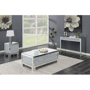 Linco 3 Piece Coffee Table Set