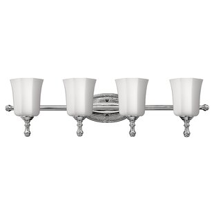 Alcott Hill Hervey 4-Light Vanity Light