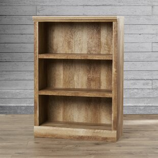 Elencourt Standard Bookcase by Loon Peak Today Sale Only