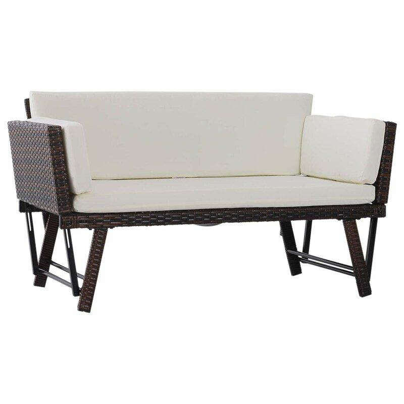 Macfarlane 3 Seater Futon Sofa