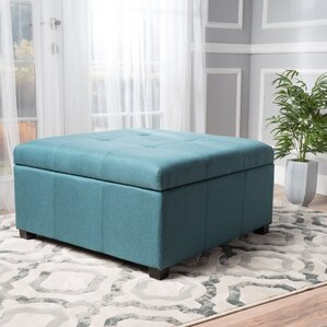 Best Reviews Ernestine Storage Ottoman by Latitude Run