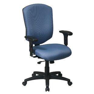 Hathcock Ergonomic Task Chair by Symple Stuff Wonderful