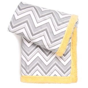 Bargain Plush Baby Blanket By Tadpoles