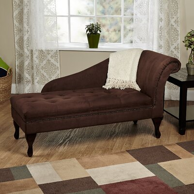 Save To Idea Board. Black Gladstone Chaise Lounge. Chocolate Gladstone Chaise  Lounge Part 36