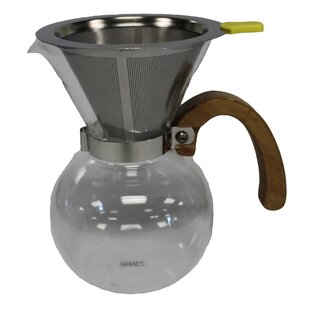 Pour Over Coffee Unit and Filter