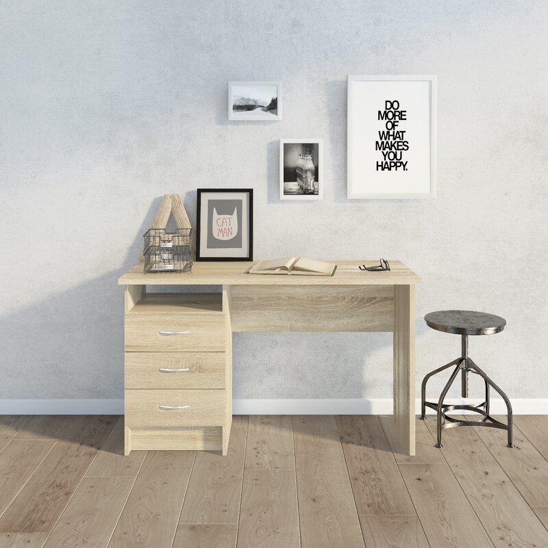 Orren Ellis Zamudio Desk Reviews Wayfair
