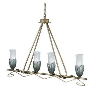 Zanin Lighting Inc. Torino 4-Light Kitche..