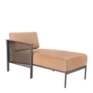 Woodard Jax Double Chaise Lounge