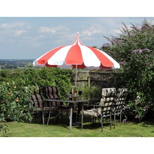 Quickep 2.2m Traditional Parasol By Freeport Park