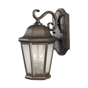 Shop For Hereford 2-Light Outdoor Wall Lantern By Darby Home Co