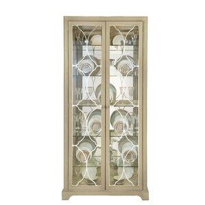 Savoy Place Curio Cabinet by Bernhardt