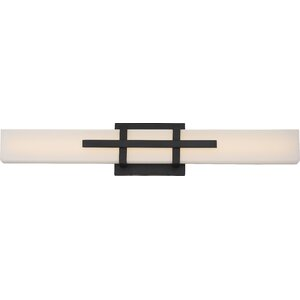 Charybdis 1-Light LED Bath Bar