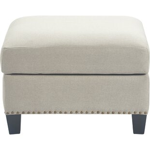 Bella Storage Ottoman by Elle Decor