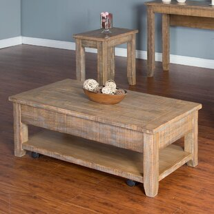 Hazeldell Coffee Table by Breakwater Bay