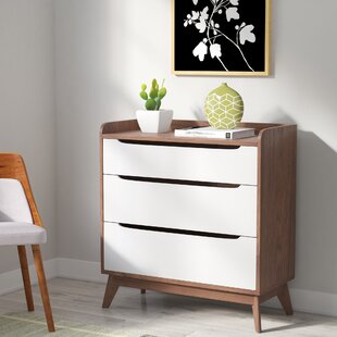 Cravens 3 Drawer Chest by Turn on the Brights Today Sale Only