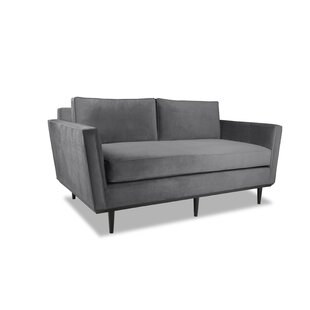Orren Ellis Kin Plush Deep Sofa