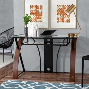 Cayuga Glass Desk