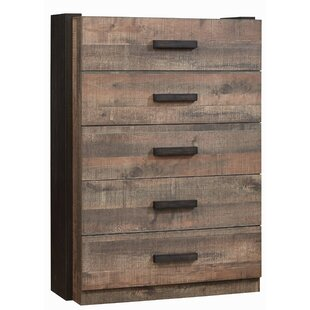Steffan 5 Drawer Chest