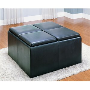 Claire Ottoman by Woodhaven Hill