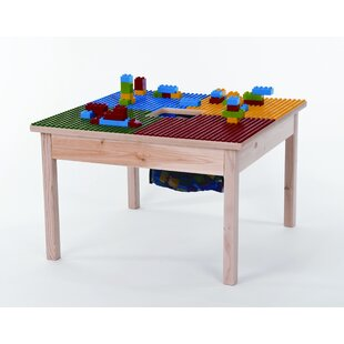 Top Reviews 27 x 27 Fun Builder Table BySynergy Management