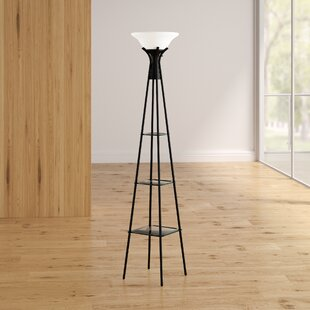 Purchase Benton Incandescent 70 Torchiere Floor Lamp By Ivy Bronx