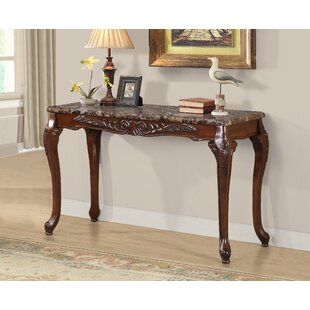 Boulder Console Table by Astoria Grand Today Only Sale