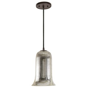 JVI Designs Grand Central 1-Light Bell Pendant