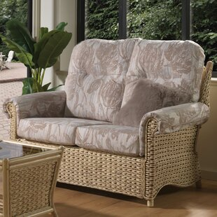 Review Kiara 2 Seater Conservatory Loveseat