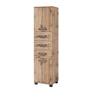 Renteria 40 X 163.7cm Tall Bathroom Cabinet By Borough Wharf