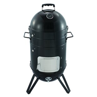 Premium BBQ Charcoal Smoker And Grill By Symple Stuff