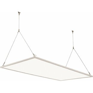 Lithonia Lighting EPANL 1-Light LED Square/Rectangle Pendant