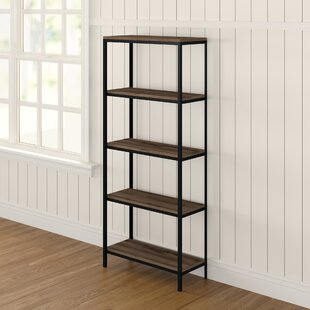 Forteau Etagere Bookcase by Laurel Foundry Modern Farmhouse Purchase
