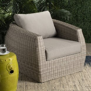 Dawkins Patio Chair by Rosecliff Heights Best Design