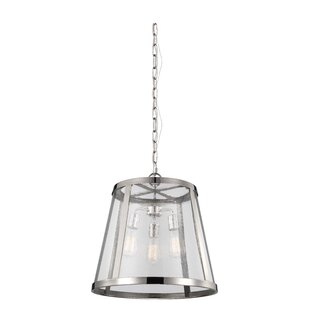 17 Stories Marlowe 3-Light Cone Pendant